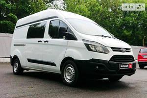 Ford Transit Custom груз-пас  2014