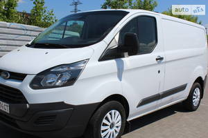 Ford Transit Custom Webasta Ford 2014
