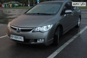 Honda Civic   Executive 2008