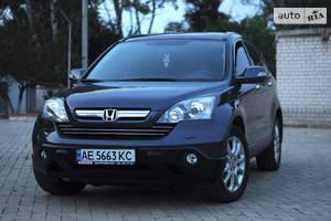 Honda CR-V Official 2008