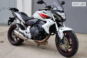 Honda Hornet 600 ABS 2012