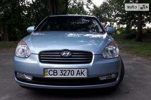 Hyundai Accent MC 2008