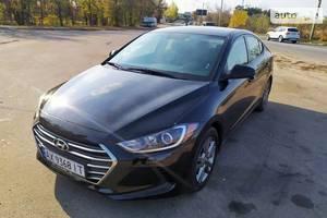 Hyundai Elantra AD SEL 2015