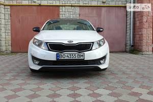 Kia Optima EX Hybrid full  2012