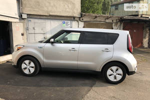 Kia Soul EV new battery  2015