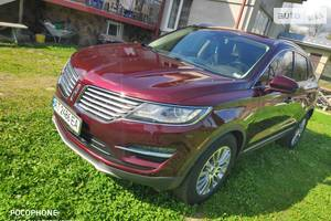 Lincoln MKC 2.0Reserve Sport AWD 2016