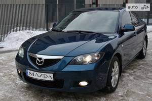 Mazda 3 2.0  6 ст 2008