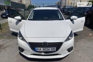 Mazda 3 official 2014