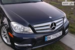 Mercedes-Benz C 300 4 matik 2012