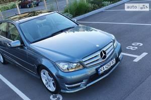 Mercedes-Benz C 300 4MATIC 2012