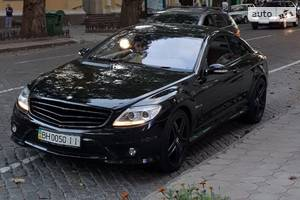 Mercedes-Benz CL 600  2007