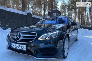 Mercedes-Benz E 200 AMG Official 2015
