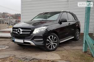 Mercedes-Benz GLE 250 4 Matic Official AMG 2015