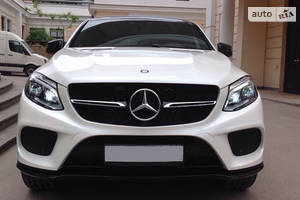 Mercedes-Benz GLE Coupe AMG 2016