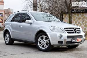 Mercedes-Benz ML 350 W164 2007