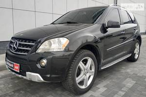 Mercedes-Benz ML 550  2010