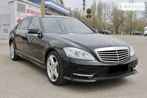 Mercedes-Benz S 350 4 MATIC 2007