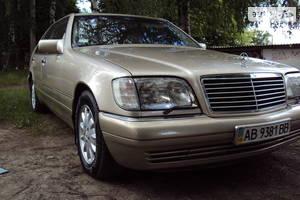 Mercedes-Benz S 420 LONG GAZ 1997