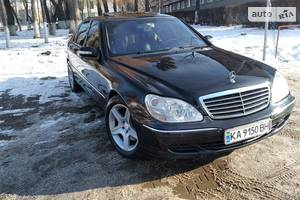 Mercedes-Benz S 500 4 Matic 2003