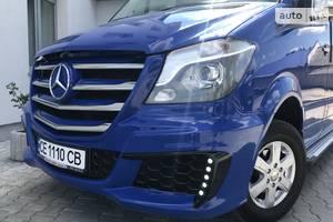 Mercedes-Benz Sprinter 316 пасс. VIP Individual 2016