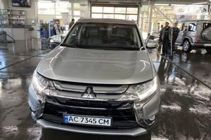 Mitsubishi Outlander ULTIMATE 4 S-AWC SEL 2017