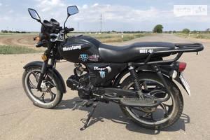 Musstang МТ125 (Dingo)  2019