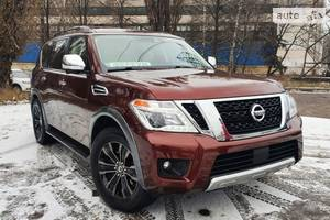 Nissan Armada Platinum AWD 2018