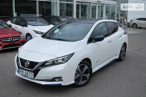 Nissan Leaf Tekna  Winter 2018