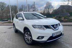 Nissan X-Trail 1.6dCi Oficial 2016