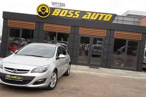 Opel Astra G  2012