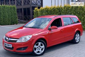Opel Astra H Stan - iDeal 2007