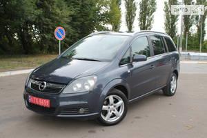 Opel Zafira 1.6 CNG 2006