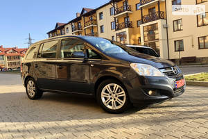 Opel Zafira cosmo 2010 2009