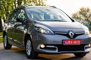 Renault Grand Scenic LIMITET  7PL  PANORA 2015