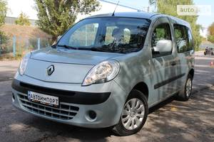 Renault Kangoo пасс. 1.5d happy family 2012