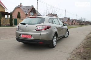 Renault Megane 1.5d Navi TomTom 2010