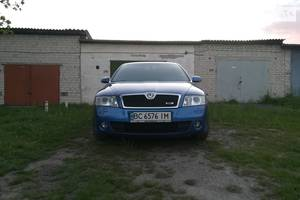 Skoda Octavia RS Limited 2006