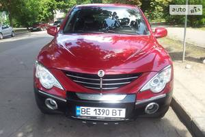 SsangYong Actyon Lux 2006