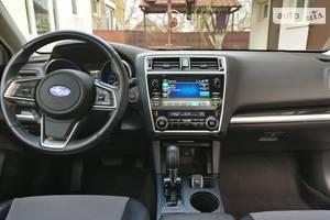 Subaru Legacy Sport 2018