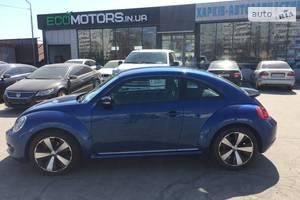 Volkswagen Beetle R-Line 2012