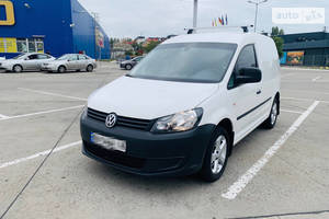 Volkswagen Caddy груз. Kasten 1.6 TDI DSG 2012