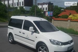 Volkswagen Caddy пасс. EcoFuel BSX 2.0 2010