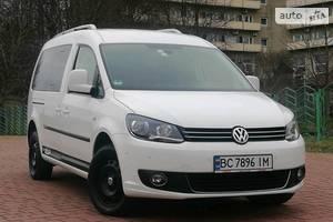 Volkswagen Caddy пасс. CUP TREND 2014
