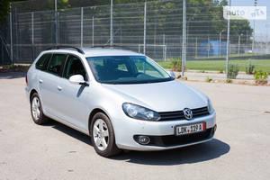 Volkswagen Golf VI 2012 2011