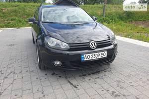 Volkswagen Golf VI 77kw 2011