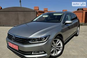 Volkswagen Passat B8 HighlineFullLed 2015