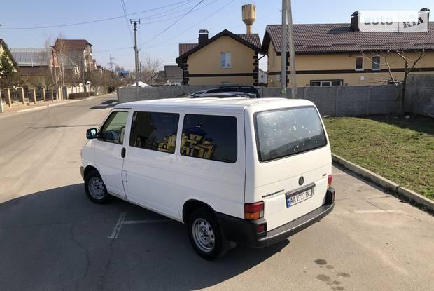 Купить транспортер б4 фольксваген транспортер минивэн с пробегом купить