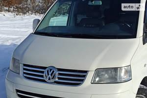 Volkswagen T5 (Transporter) пасс.  2009