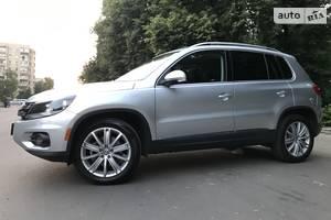 Volkswagen Tiguan Panorama 2014