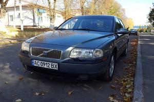 Volvo S80 2.9 T6 2002